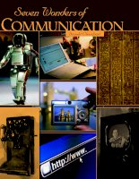 Seven wonders of communication