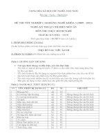 đề thi tốt nghiệp cao đẳng nghề-kỹ thuật chế biến món ăn-môn thi thực hành nghề mã đề thi ktcbma – th (3)
