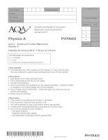 AQA PHYA4 2 w QP JAN12