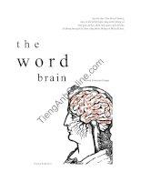 THE WORD BRAIN- HƯỚNG dẫn học NGOẠI NGỮ NHANH NHẤT