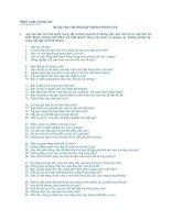 50 câu hỏi phỏng vấn và cách trả lời