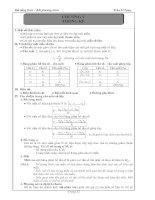 bài tập tự luận đại số 10 chương 5 - trần sĩ tùng