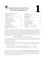 Wiley Cpa Examination Review, 2001: Business Law and Professional Responsibilities potx