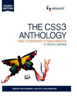 The CSS3 Anthology — Take Your Sites to New Heights pptx