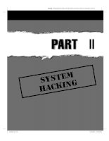 Hacking / Hacking Exposed 6: Network Security Secrets & Solutions / McClure & Scambray / 161374-3 docx