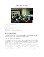 Đề thi giao dịch viên Ngân hàng Hàng hải - Maritimebank (02/08/2009) pot