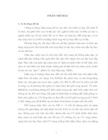 MỘT SỐ BIỆN PHÁP TỔ CHỨC HOẠT ĐỘNG QUAN SÁT C CÁC CON VẬT NHẰM PHÁT TRIỂN KỸ NĂNG SO SÁNH CHO TRẺ MẪU GIÁO 5- 6 TUỔI