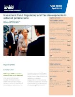 Issue 91 – Regulatory and Tax Developments in April 2012 pptx