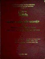 Rủi ro và quản trị rủi ro trong hoạt động xuất nhập khẩu của Việt Nam