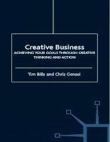 Creative Business Tim Bills and Chris Genasi doc