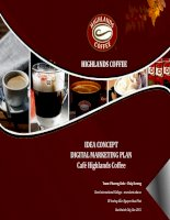 coffee-digital-marketing-111128200809-phpapp01 ppt