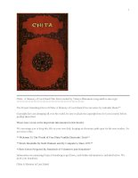 Chita : A Memory of Last Island This Etext ppt