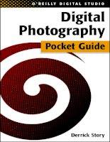 o'reilly - digital photography pocket guide