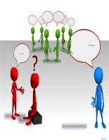 hình người 3d đối thoại, 3d talkingman clipart