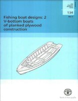 v bottom boats of planked and plywood construction doc