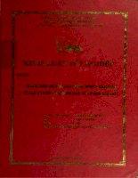 Những điểm mới của luật doanh nghiệp năm 2005 và một số kiến nghị nhằm thực thi có hiệu quả luật