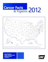 Cancer Facts & Figures 2012 - Special Section: Cancers with Increasing Incidence Trends pot