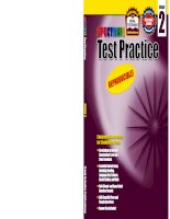 Spectrum Test Practice, Grade 2 pot