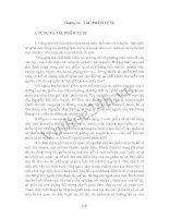 Phần 3: Chương 3: Tác phẩm tự sự - Lý luận văn học ppt