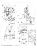Giải bài tập vẽ kỹ thuật cơ khí pdf