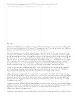 Chứng minh sự giản dị của Bác Hồ - văn mẫu