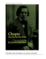 Chopin: The Man and His Music pdf