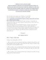 hướng dẫn một số nội dung về hồ sơ, trình tự, thủ tục đăng ký doanh nghiệp theo quy định tại nghị định số 43 - 2010 - nđ - cp