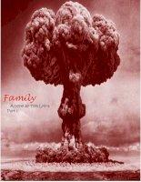 Family - a novel by Tom Lyons pdf