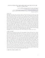CHƯƠNG TRÌNH NÔNG THÔN MỚI Ở VIỆT NAM: MỘT SỐ VẤN ĐỀ ĐẶT RA VÀ KIẾN NGHỊ pot