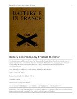 Battery E in France potx
