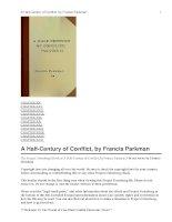 A Half-Century of Conflict, Volume II pdf