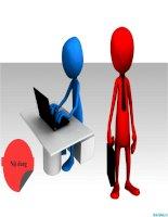 biểu tượng 3d man hoạt động kinh doanh, 3d business man clipart