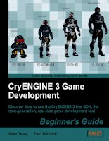 CryENGINE 3 Game Development Beginner''''s Guide pptx