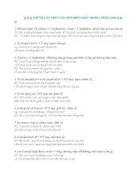 Cấu trúc câu cơ bản trong tiếng Anh_English