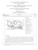 đáp án đề thi lý thuyết-công nghệ ôtô-mã đề thi oto-th (12)