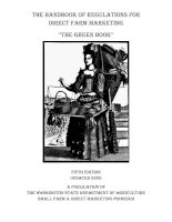 "THE HANDBOOK OF REGULATIONS FOR DIRECT FARM MARKETING ""THE GREEN BOOK"" docx"