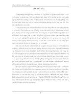 báo cáo tốt nghiệp: Kế toán bán hàng và xác định kết quả kinh doanh tại công ty Cổ phần THANH Niên Hải Phòng