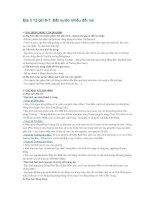 Địa lí 12 bài 6-7: Đất nước nhiều đồi núi pdf