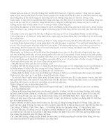 Trong vai Âu Cơ, hãy kể lại câu chuyện Con Rồng cháu Tiên - văn mẫu