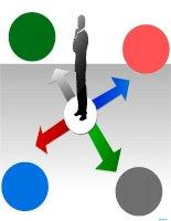 biểu tượng hình người 3d quản lý khủng hoảng, 3d man clipart manage crisis