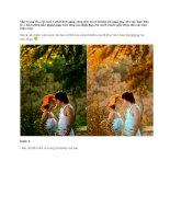 Blend màu trung thu trong photoshop cs3 cs4 cs5 cs6
