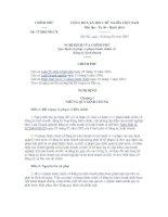 quy định xử phạt vi phạm hành chính về đăng ký kinh doanh