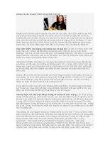 Ashley và câu chuyện thành công nhờ Internet potx