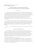 Economic Analysis of the House Budget Resolution by the Center for Data Analysis at The Heritage Foundation pot