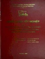 Tác động tiềm tàng của quy định vốn tối thiểu theo Basle II đến ngân hàng thương mại một số đề xuất đối với Việt Nam