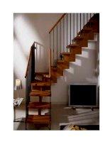 Trang trí nội thất cho không gian hẹp với cầu thang pptx