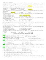 Vật lý 12: bài tập biện luận theo R