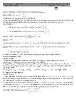 đề tham khảo ôn thi đại học môn toán đề (11)