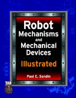 mcgraw hill robot mechanisms and mechanical devices illustrated 2003 docx