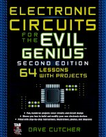 electronic circuits for the evil genius docx